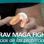 Protecciones Krav Maga