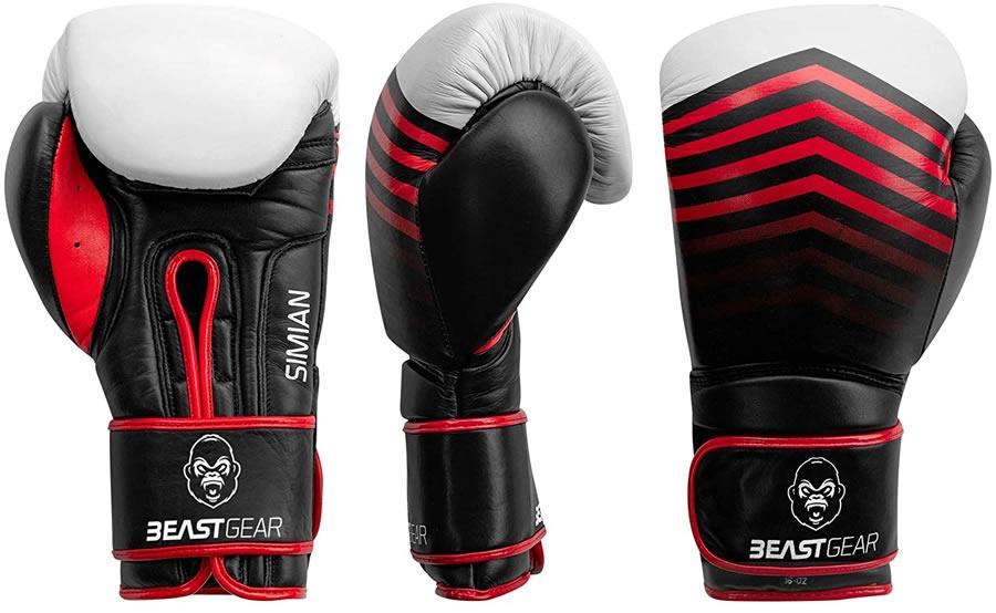 Guantes Boxeo Beast Gear para Krav Maga